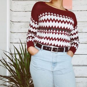 3/$20 Medium Mossimo supply co sweater